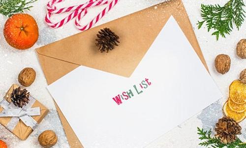 Phụ huynh nên khuyến khích trẻ viết điều ước trong năm mới. Ảnh: Getty Images