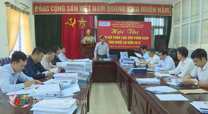 48 sản phẩm nông nghiệp Nghệ An đạt chuẩn OCOP đợt 1