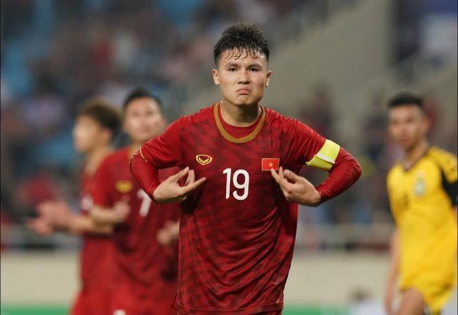 Quang Hải là niềm hy vọng của U23 Việt Nam tại VCK U23 châu Á 2020