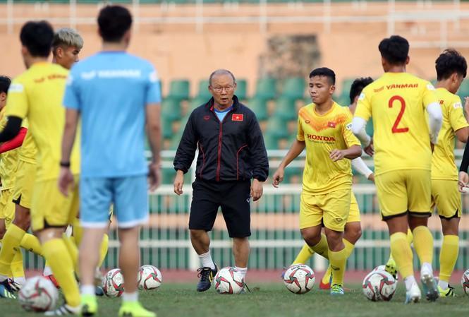 U23 Việt Nam sẽ có trận đấu giao hữu nội bộ với U23 Bahrain chiều 3/1.