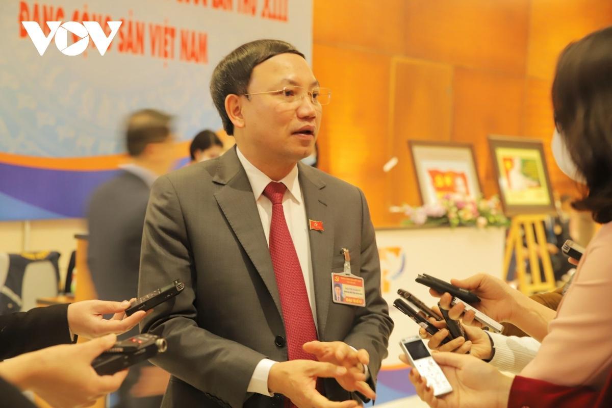 Bí thư tỉnh ủy Quảng Ninh Nguyễn Xuân Ký.