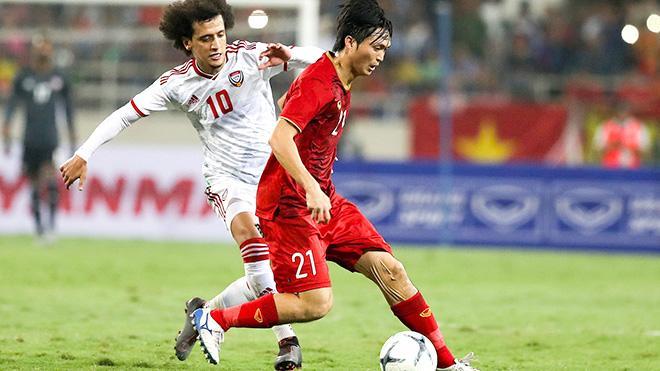 Năm 2021, ĐT Việt Nam sẽ gặp lại ĐT UAE trong khuôn khổ bảng G vòng loại World Cup 2022 khu vực châu Á.
