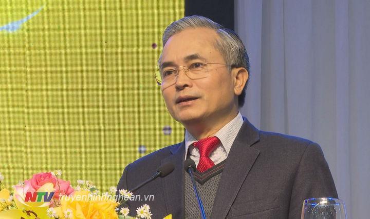 Phó Chủ tịch UBND tỉnh phát biểu chỉ đạo hội nghị.