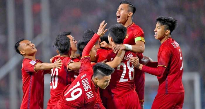 Đội tuyển Việt Nam đang nắm lợi thế tại bảng G vòng loại World Cup 2022 khu vực châu Á