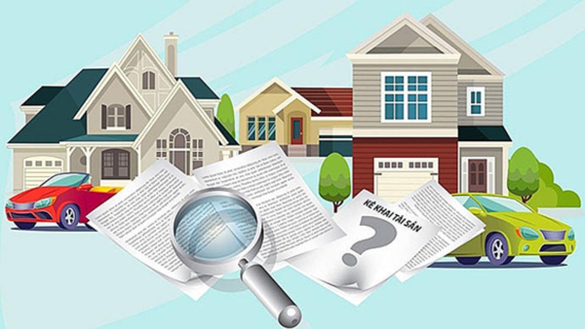 Nghị định 130 cho phép xác minh ngẫu nhiên các bản kê khai tài sản