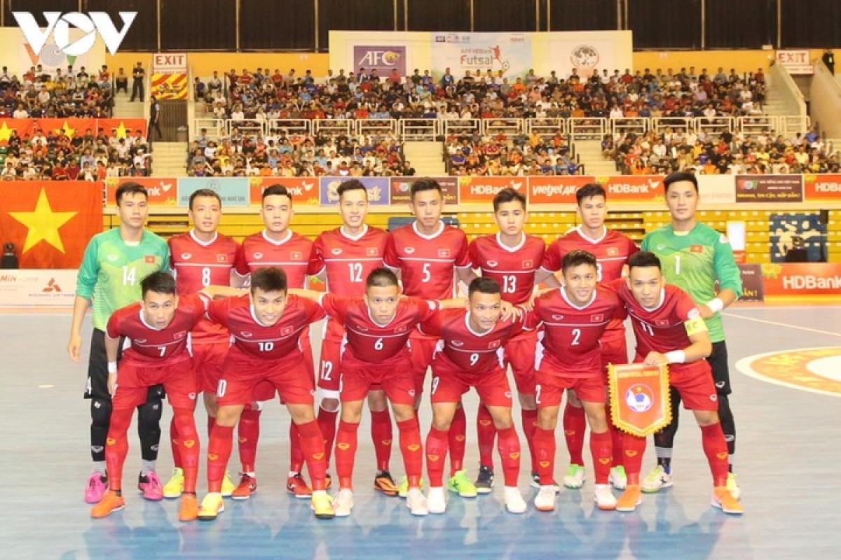 ĐT Futsal Việt Nam có thể được chọn dự Futsal World Cup 2021 nếu giải Futsal châu Á bị hủy vì dịch Covid-19.