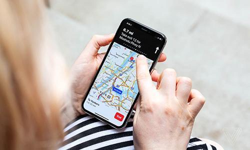 Sử dụng GPS cho những ứng dụng phù hợp sẽ giúp tiết kiệm pin.