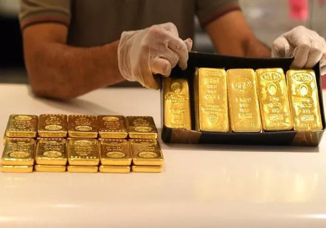 Phần lớn chuyên gia dự báo giá vàng sẽ tiếp tục giảm. Ảnh minh họa - PLO.