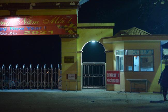 Phong tỏa nhà máy Z153, huyện Đông Anh
