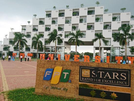 Đại học FPT, huyện Thạch Thất