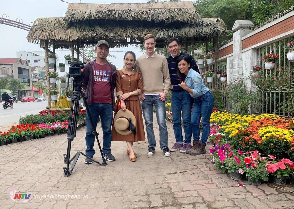 Nhóm giáo viên người nước ngoài