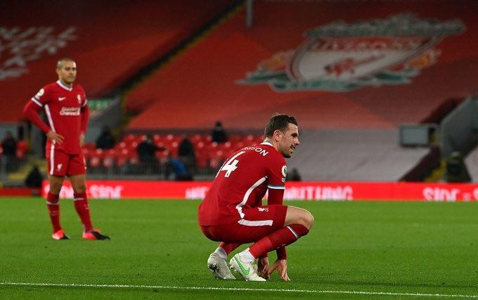 Chấn thương tiếp tục ám ảnh Liverpool