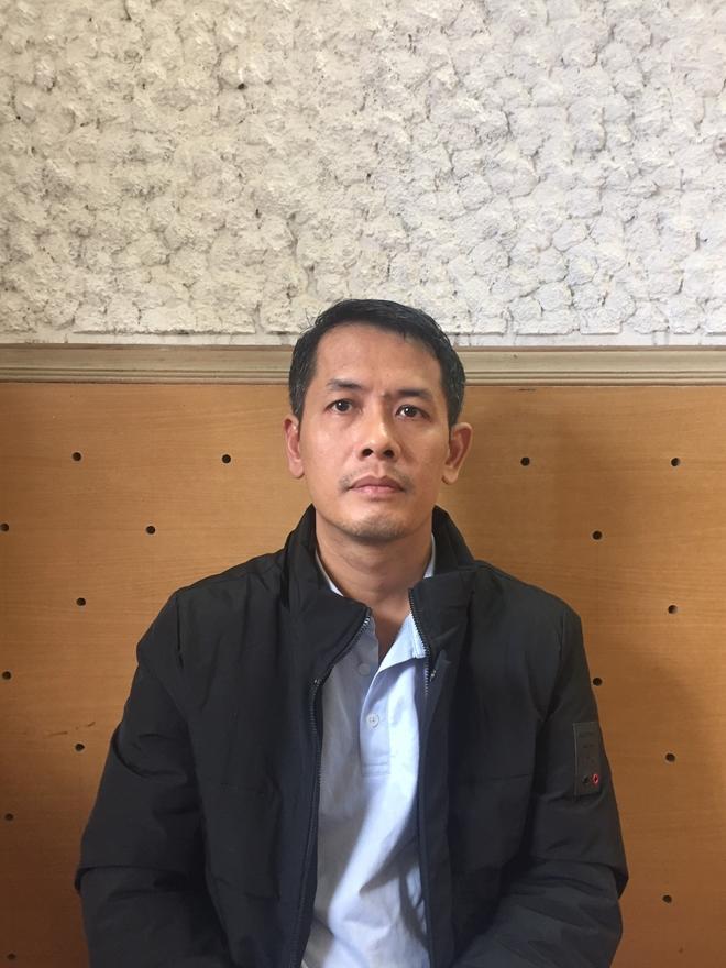 Đối tượng Nguyễn Lê Khánh.