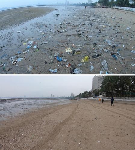 Thách thức rác thải thực sự là cách tuyệt vời để nhắc nhở cộng đồng về ý thức bảo vệ môi trường.
