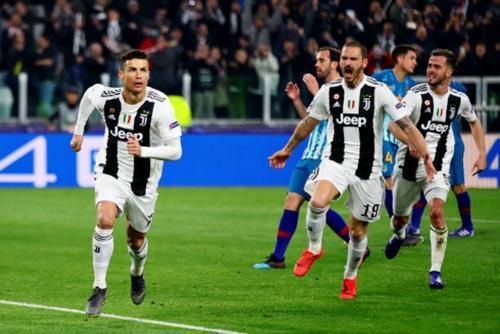 Juventus có màn ngược dòng ấn tượng trước Atletico Madrid, qua đó thẳng tiến tứ kết Champions League 2018/2019.