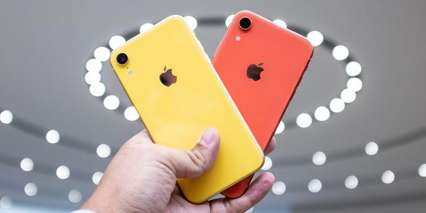 iPhone XR dù là mẫu máy rẻ nhất nhưng có giá bán tương đương smartphone Android cao cấp
