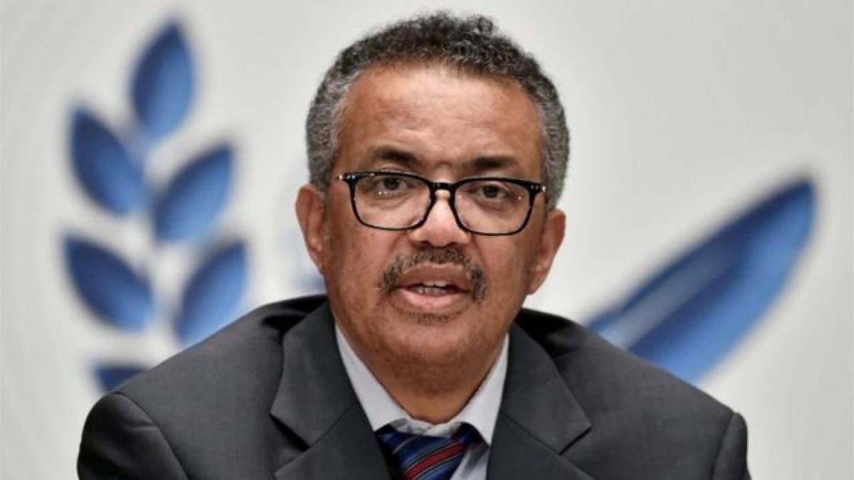 Tổng Giám đốc Tổ chức Y tế Thế giới (WHO) Tedros Adhanom Ghebreyesus (Ảnh: BBC).