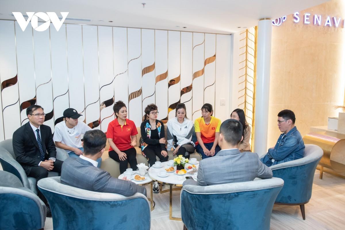 HLV Nguyễn Thị Nhung hi vọng các xạ thủ Việt Nam sẽ tự tin hơn trước khi bước vào giải đấu quyết định và cuối cùng để giành vé Olympic là Cúp Bắn súng thế giới tại Ấn Độ.