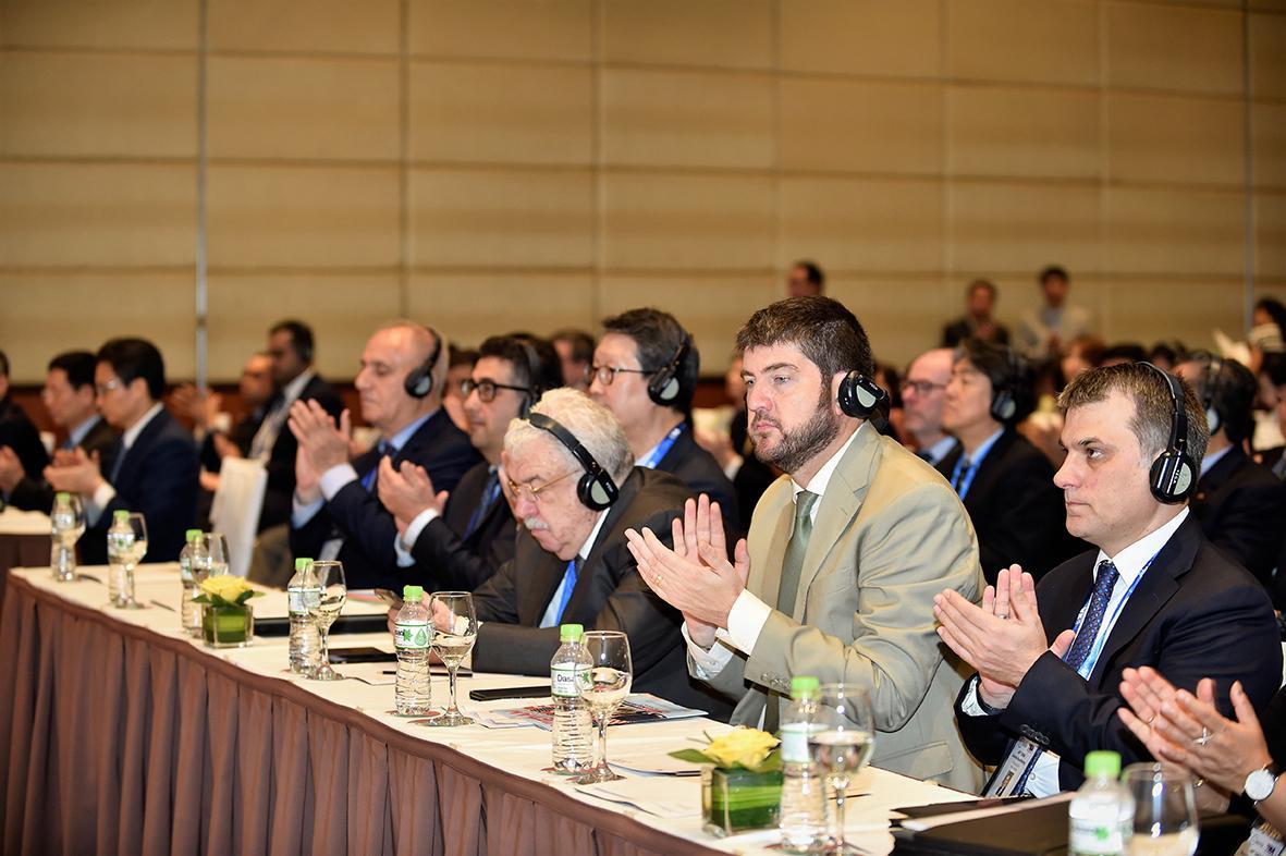 Hội nghị có sự tham dự của khoảng 40 đại biểu quốc tế là lãnh đạo và đại diện các hãng thông tấn thành viên Ban Chấp hành và khách mời là thành viên OANA.