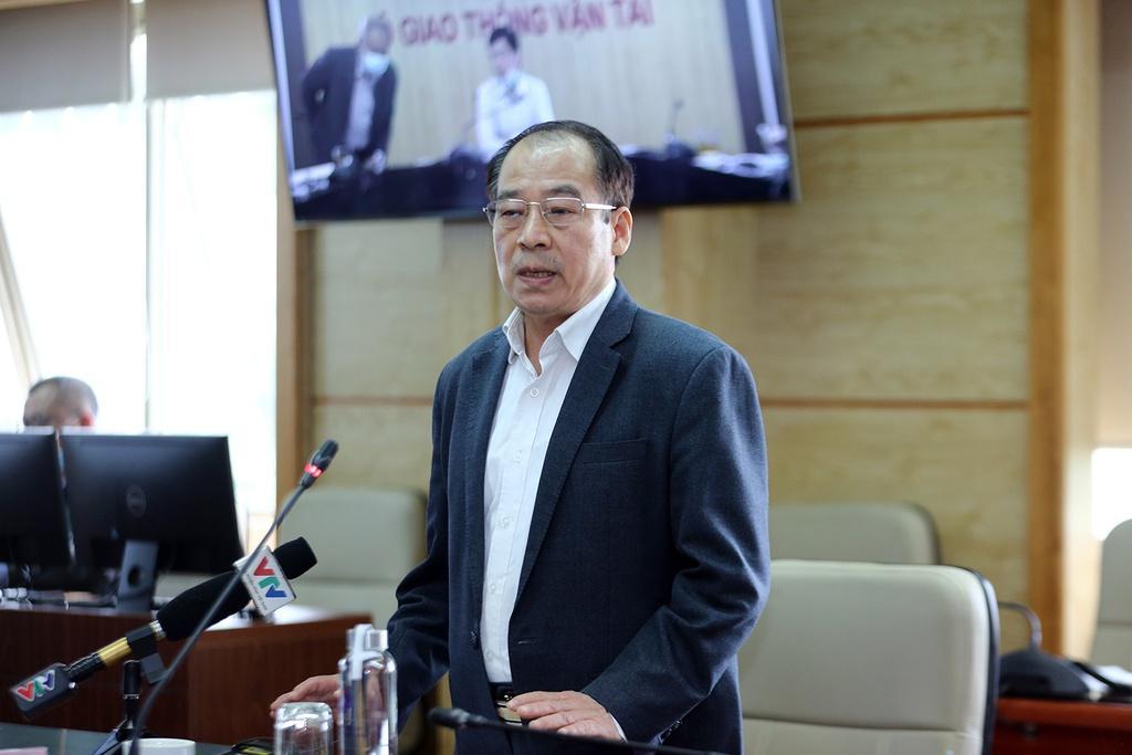 PGS.TS Trần Đắc Phu nhắc đến nguy cơ hiện hữu khi có thể xuất hiện ca nhiễm mới thời gian tới.