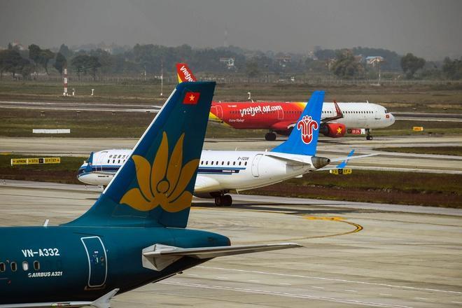Cục Hàng không vừa có văn bản đề nghị các hãng bay nếu muốn tăng chuyến bay nội địa trong giai đoạn từ 16/4 - 30/4 phải thực hiện xin cấp phép.