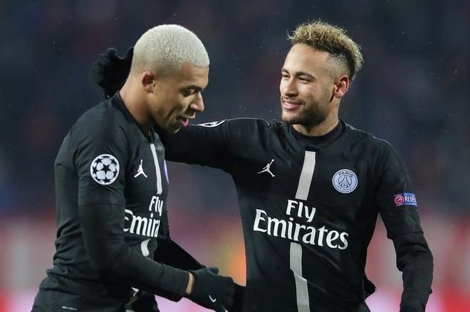 Ligue 1 bị hủy mùa giải 2019/20. Ảnh: Getty Images.