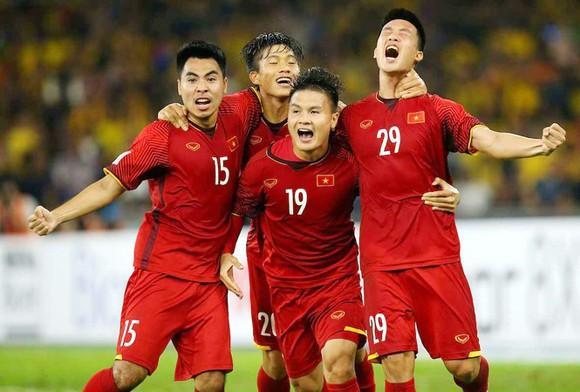 Đội tuyển Việt Nam tiếp tục đứng đầu Đông Nam Á tại BXH FIFA tháng 4/2020.