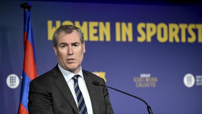 Phó chủ tịch Emili Rousaud phải rời cương vị lãnh đạo Barca.