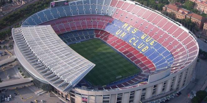 Barca chuẩn bị có lần đầu tiên trong lịch sử bán bản quyền đặt tên sân Camp Nou. Ảnh: Getty Images.