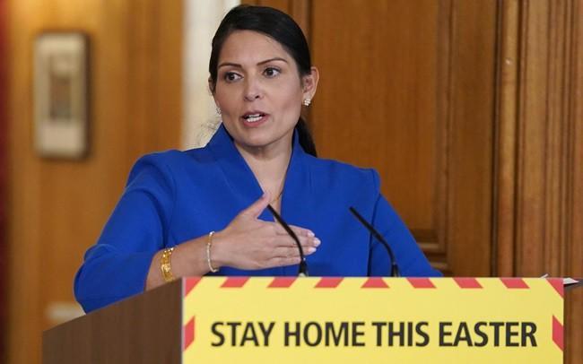 Bộ trưởng Y tế Anh Patel. Ảnh: Northern Echo