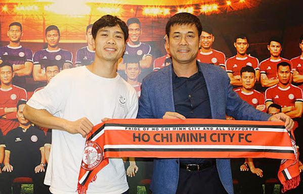 CLB TP.HCM đã phải bỏ ra rất nhiều tiền để chiêu mộ thành công Nguyễn Công Phượng.
