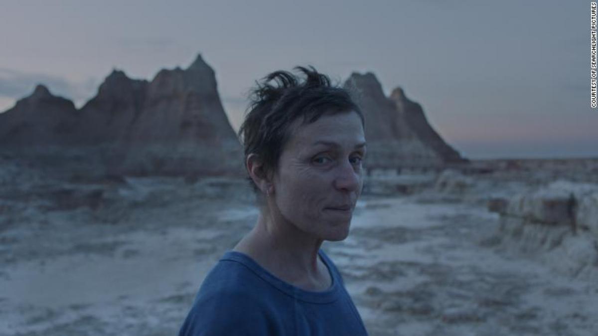 Frances McDormandcó lần thứ bathắng giải Nữ diễn viên chính xuất sắc tại Oscar.