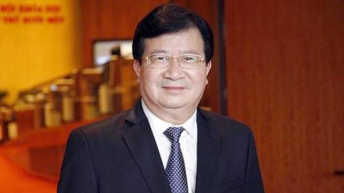 Ông Trịnh Đình Dũng là 1 trong 13 thành viên Chính phủ vừa được Quốc hội phê chuẩn miễn nhiệm