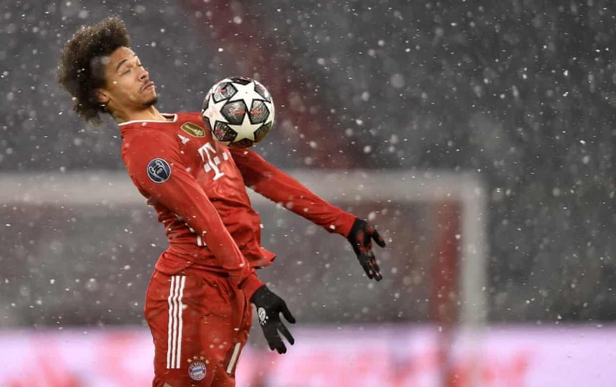 Bayern Munich có ngày thi đấu vô duyên khi vắng Lewandowski vì chấn thương. (Ảnh: Getty)