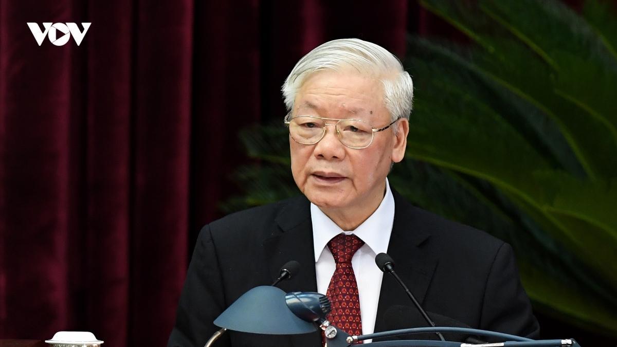 Tổng Bí thư, Chủ tịch nước Nguyễn Phú Trọng