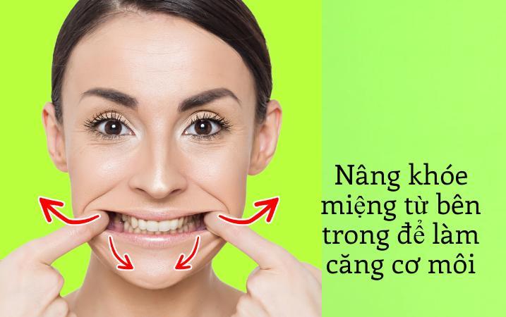 4. Nâng cơ vùng miệng
