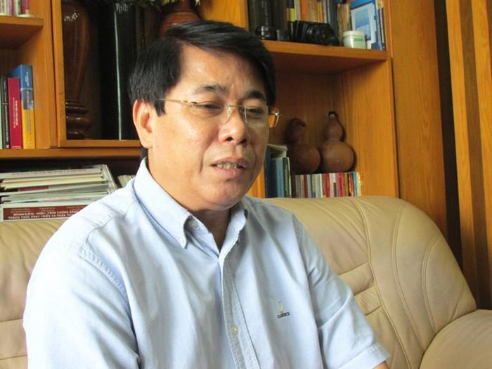 GS.TSKH Phan Xuân Sơn, Học viện Chính trị Quốc gia Hồ Chí Minh.