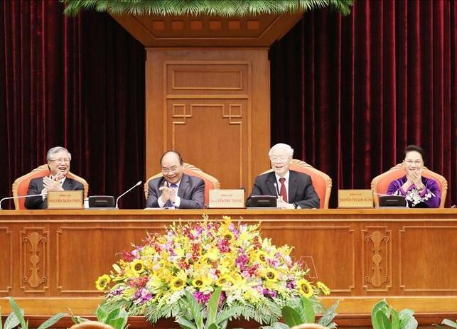 Khai mạc Hội nghị Trung ương 10.