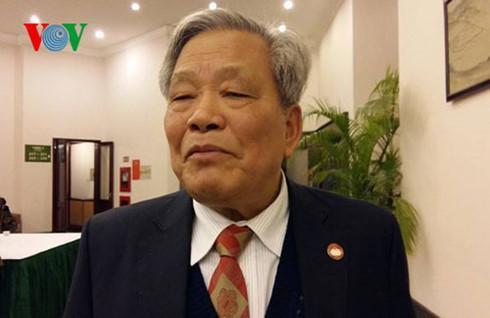 Ông Nguyễn Túc, Ủy viên Đoàn Chủ tịch Trung ương MTTQ Việt Nam.