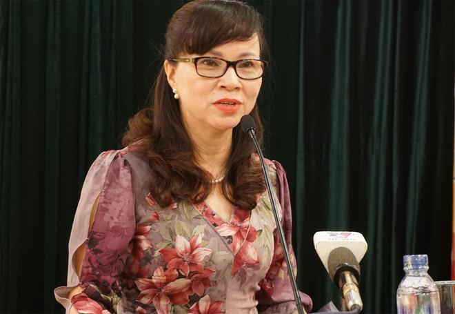 Bà Nguyễn Thị Kim Phụng, Vụ trưởng Vụ Giáo dục Đại học, Bộ GD&ĐT.