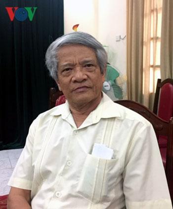 PGS.TS Bùi Đình Phong.