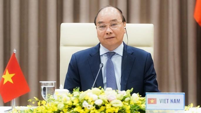 Thủ tướng Nguyễn Xuân Phúc dự Hội nghị cấp cao trực tuyến Phong trào Không liên kết.