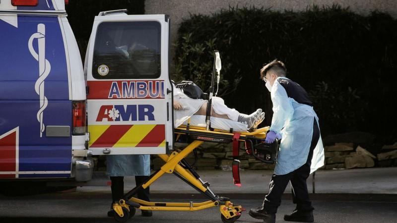 Hơn 147.000 người ở Mỹ được dự báo có thể tử vong do Covid-19. (Ảnh: ABC News)
