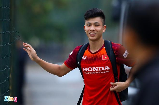 Văn Đức là cái tên cuối cùng được bổ sung vào U23 Việt Nam, chỉ hai ngày trước giải châu Á 2018.