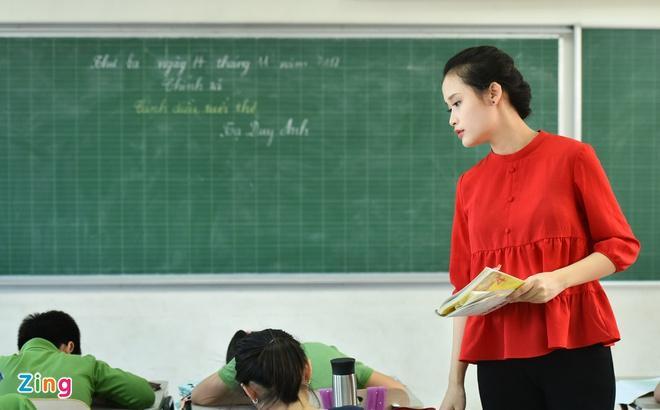 Dự thảo cho phép các giáo viên chưa đạt chuẩn trình độ được nhà trường, các cơ quan quản lý giáo dục tạo điều kiện để học tập, đào tạo bồi dưỡng theo quy định.