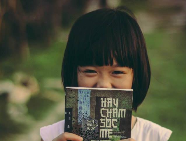 Cuốn sách Hãy chăm sóc mẹ của nhà văn Kyung-sook Shin.