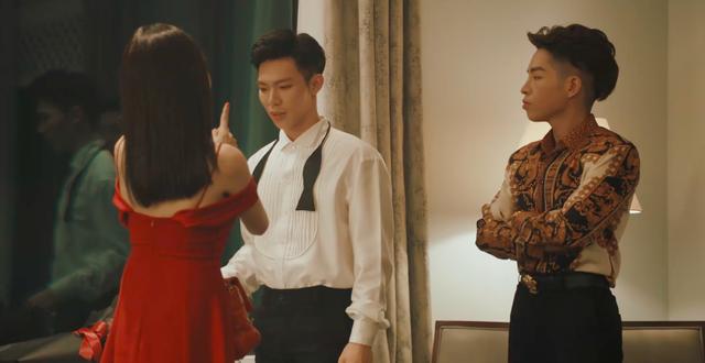 Hoà Minzy và Đức Phúc cũng xuất hiện trong MV mới của Erik.