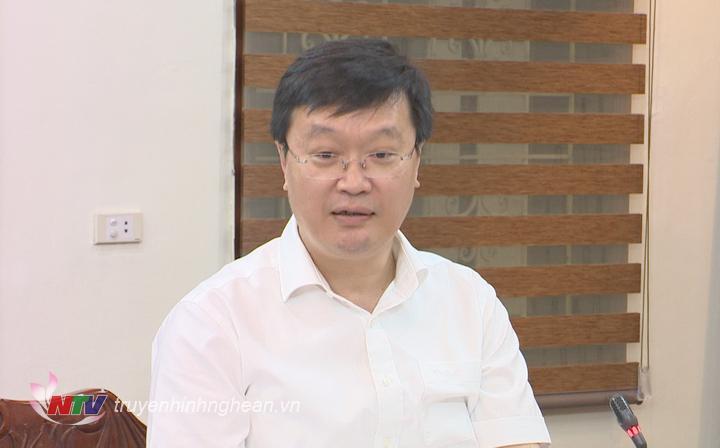 Chủ tịch UBND tỉnh Nguyễn Đức Trung