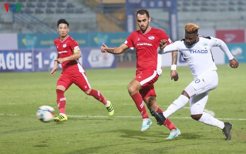 Các giải bóng đá chuyên nghiệp Việt Nam sắp trở lại.