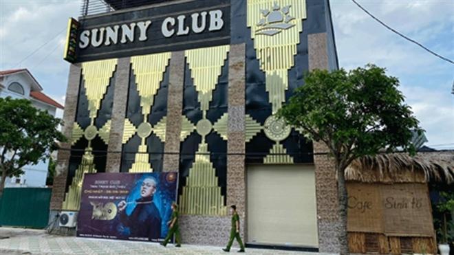 Quán bar, karaoke Sunny ở TP Phúc Yên, Vĩnh Phúc
